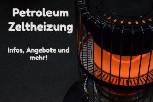 Petroleum Zeltheizung